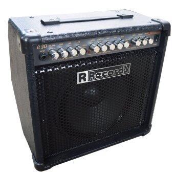 ล่าสุด Records Electric Guitar Amplifier แอมป์กีตาร์ไฟฟ้า รุ่น G-30 ราคาถูกที่สุด