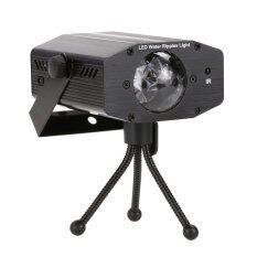 ซื้อ Remote Led Stage Light Water Wave Projector Lighting Party Dj Club Us Plug Intl ออนไลน์