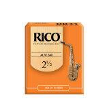 ขาย Rico ลิ้นอัลโต แซกโซโฟน รุ่น กล่องส้ม เบอร์ 2 5 Box Of 10 Reeds ถูก ใน นนทบุรี