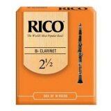 ทบทวน ที่สุด Rico ลิ้นบีแฟลต คลาริเน็ต รุ่น กล่องส้ม เบอร์ 2 5 กล่องละ 10 อัน