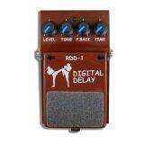 ราคา Rock เอฟเฟคกีตาร์ไฟฟ้า รุ่น Rdd 1 Digital Delay