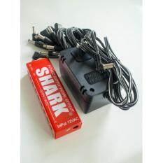 ซื้อ Shark Power Supply รุ่น Sp 3 อะแดปเตอร์ สายพ่วงDc 9 เส้น