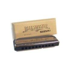 ซื้อ Suzuki Bluemaster Harmonica Key C ถูก
