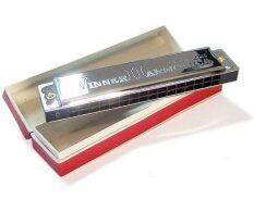 ซื้อ Suzuki Winner 16 Harmonica ฮาร์โมนิก้า 16 ช่อง คีย์ C Suzuki ถูก
