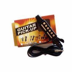 ขาย Tk ปิคอัพกีต้าร์ Acoustic Guitar Pickup Black Tk ออนไลน์