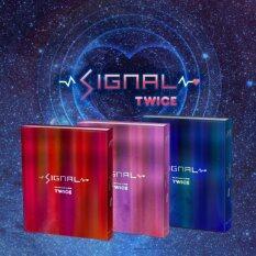 ขาย Twice Signal 4Th Mini Album A B C Ver Set 3 Free Gift ราคาถูกที่สุด