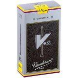 ขาย ซื้อ Vandoren ลิ้นบีแฟลต คลาริเน็ต รุ่น V 12 กล่องเทา เบอร์ 3 5 กล่องละ 10 อัน Thailand