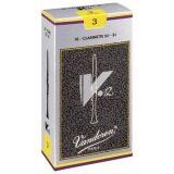 ขาย Vandoren ลิ้นบีแฟลต คลาริเน็ต รุ่น V 12 กล่องเทา เบอร์ 3 กล่องละ 10 อัน ไทย