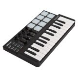 ราคา Worlde Panda Mini Portable Mini 25 Key Usb Keyboard And Drum Pad Midi Controller Intl Unbranded Generic ใหม่