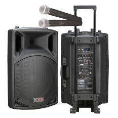XXL SL-15V-BT ตู้ลำโพง+แอมป์