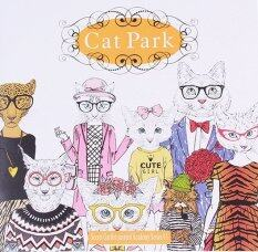 ราคา Yingwei Coloring Book Cat Park 24 Pages Chinese ออนไลน์
