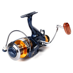 โปรโมชั่น 10 1Bb 5 1 1 Ball Bearing High Speed Gear Fishing Spinning Reel Baitrunner ใน Thailand