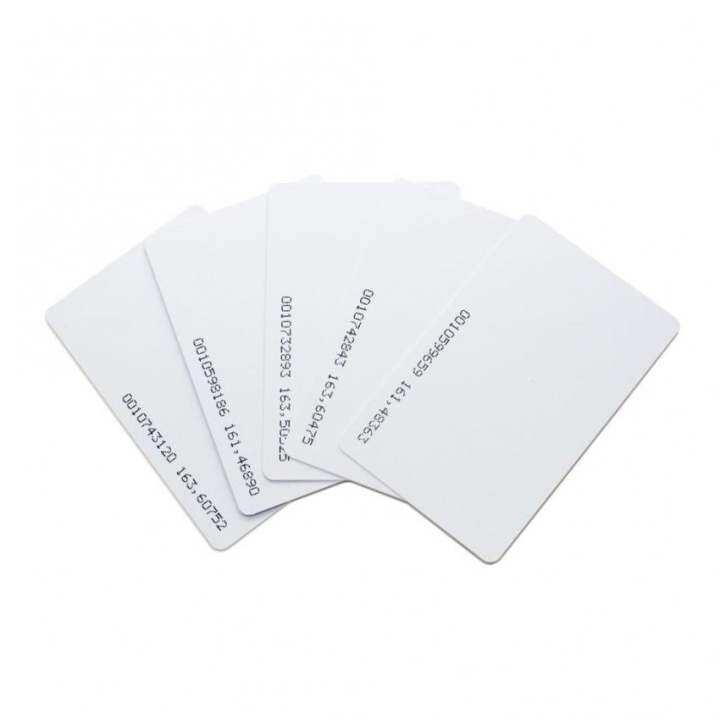 รีวิว 100pcs 125Khz RFID ID Card 0 8mm For Access Control And Time
