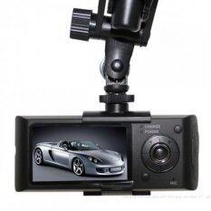 Morestech กล้องติดรถ 2 เลนส์ เมนูไทย รุ่น R300