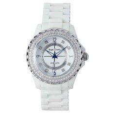 ซื้อ Royal Crown นาฬิกาข้อมือ รุ่น 3821M สีขาว ใหม่ล่าสุด
