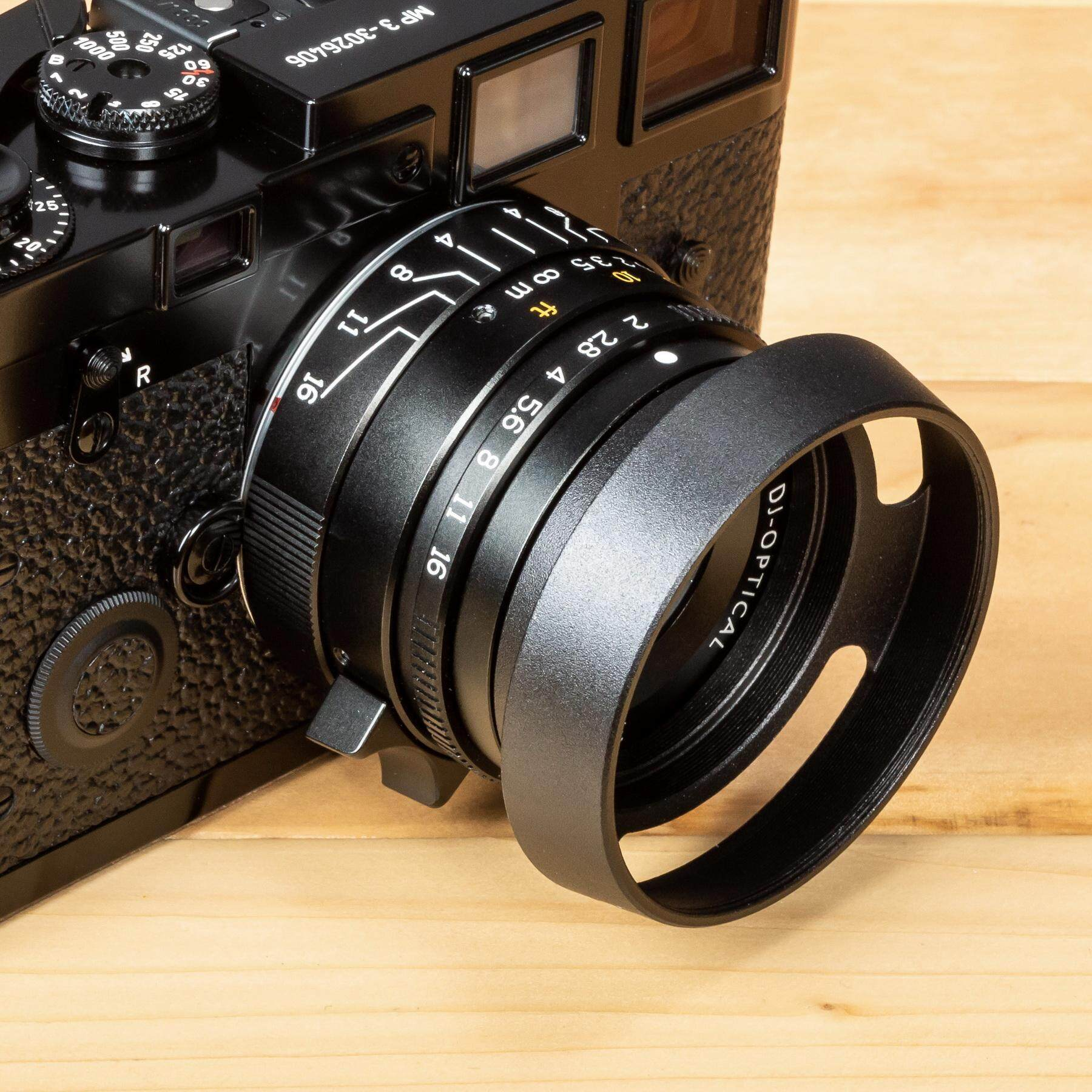 เลนส์มือหมุน 7artisans 35mm F2 เมาท์ Leica M เลนส์สำหรับกล้อง Leica M Mount เช่น Leica M1 M2 M3 M4 M6 M6 Ttl M7 M8 M9 M10 Mp M9p M10p M240 M240p Me M262 Mp-240 ( เลนส์ ฟลูเฟรม ) ( Full Frame Lens ).