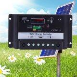 ขาย เครื่องควบคุมแผงโซล่าเซลล์ 10A 12V 24V Pwm Solar Panel Battery Regulator Charger Controller