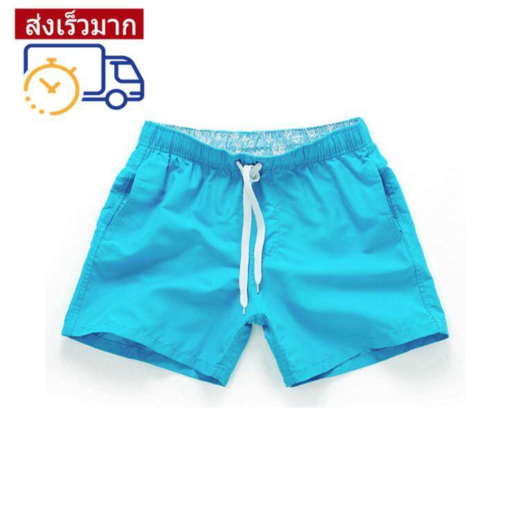 Xiaoke แฟชั่นผู้ชายเกาหลีกางเกงชายหาดกางเกงแห้งเร็วกางเกงว่ายน้ำกางเกงขาสั้น By Th Xiaoke.
