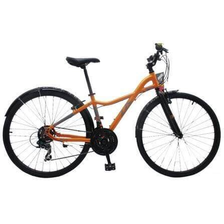 จักรยานไฮบริด La Mixity 2.0 Size 15 By Jj Cycling.