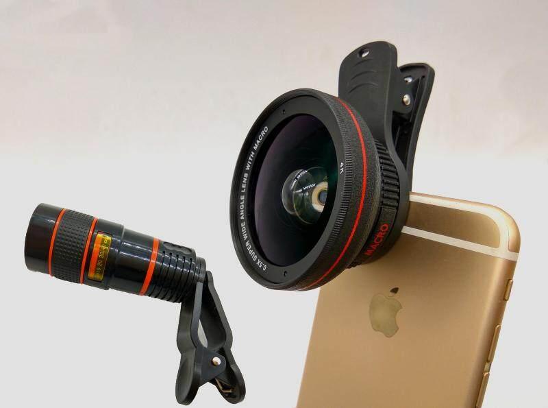 Điện Thoại Di Động Bên Ngoài Ống Kính Apple Macro Góc Rộng Độ Phân Giải Cao Chuyên Ngành Selfie IPhone6s Camera SLR Phù Hợp Với 4 K