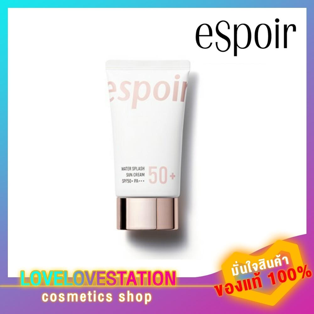 Espoir Water Spash Sun Cream Spf 50+ Pa +++.