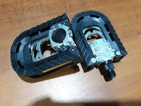 บันไดจักรยานพับได้ วัสดุอลูมิเนียม By Charlie N95 Mask.