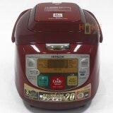 ซื้อ หม้อหุงข้าว 1 ลิตร สีแดง รุ่น Hitachi Rz D10Vf Dre Red ออนไลน์ ถูก