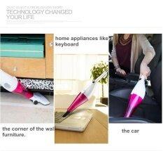ราคา 220V Low Noise Mini Home Rod Vacuum Cleaner Portable Dust Collector Home Aspirator Handheld Vacuum Catcher Intl ใหม่ ถูก