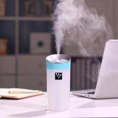 ราคา 300 มิลลิลิตรรถเย็นอากาศหมอก Humidifier ถ้วยรูปร่าง Aroma ดิฟฟิวเซอร์สำหรับโฮมออฟฟิศ นานาชาติ ถูก