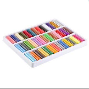 39 ชิ้น 200 หลาสีผสมสีโพลีเอสเตอร์ด้ายเย็บผ้าสำหรับมือ - นานาชาติ-