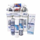 ราคา เครื่องกรองน้ำ 7 ขั้นตอน Aquatek Alkaline Silver ที่สุด