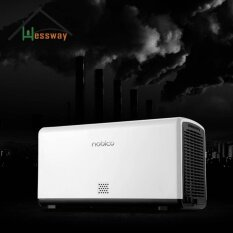 Air Detection Dual Core Hepa Air Purifier With Air Cleaner Filters Intl Unbranded Generic ถูก ใน จีน