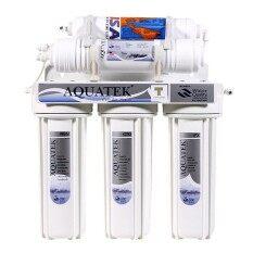 ส่วนลด Aquatek เครื่องกรองน้ำ แบบ 5 ขั้นตอน ระบบ Uf Silver Aquatek