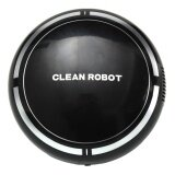 ทบทวน Automatic Usb Rechargeable Smart Robot Vacuum Floor Cleaner Sweeping Suction Black Intl