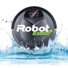 ซื้อ B3000 Plus หุ่นยนต์ดูดฝุ่นและถูพื้นแบบแท็งค์น้ำ ระบบ Hybrid Uv พร้อมคู่มือภาษาไทย By Digilifegadget Robot Vacuum Cleaner ออนไลน์