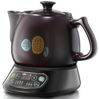 Bear 3.5L automatic ceramic health pot JYH-B40Q1 (Black) - intl