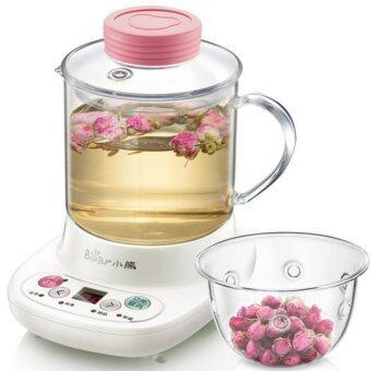 Bear YSH-A03C5 high borosilicate glass intelligent health pot (White) - intl