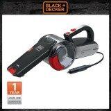 ราคา Black Decker 12V เครื่องดูดฝุ่นในรถยนต์ Auto Car Vac Pv1200Av B1 Black Decker เป็นต้นฉบับ