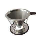 ส่วนลด Blackhorse Stainless Steel Double Layer Coffee Mesh Filter Accessary 115Mm Bracket Section 1 3 Person Intl Unbranded Generic ใน จีน