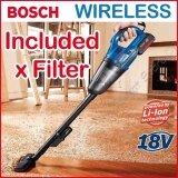 ขาย Bosch Gas 18V Li Cordless Wireless Professional Vac Vacuum Cleaner Intl Bosch ออนไลน์