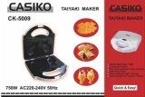 ทบทวน ที่สุด Casiko เครื่องทำขนมไทยากิ Taiyaki Maker รุ่น Ck 5009