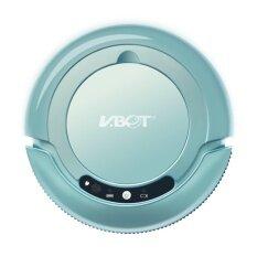 ราคา Djshop หุ่นยนต์ดูดฝุ่นและถูพื้น 3In1 Vbot Robot Vacuum Cleaner T270 2 สีฟ้า ใน กรุงเทพมหานคร
