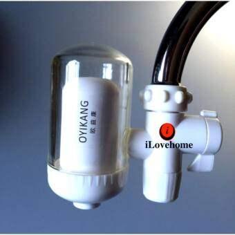 Drink Cooking Water Purifier เครื่องกรองน้ำใช้ติดหัวก๊อก ไส้กรองเซรามิค กรองได้ระดับ 5 Purification
