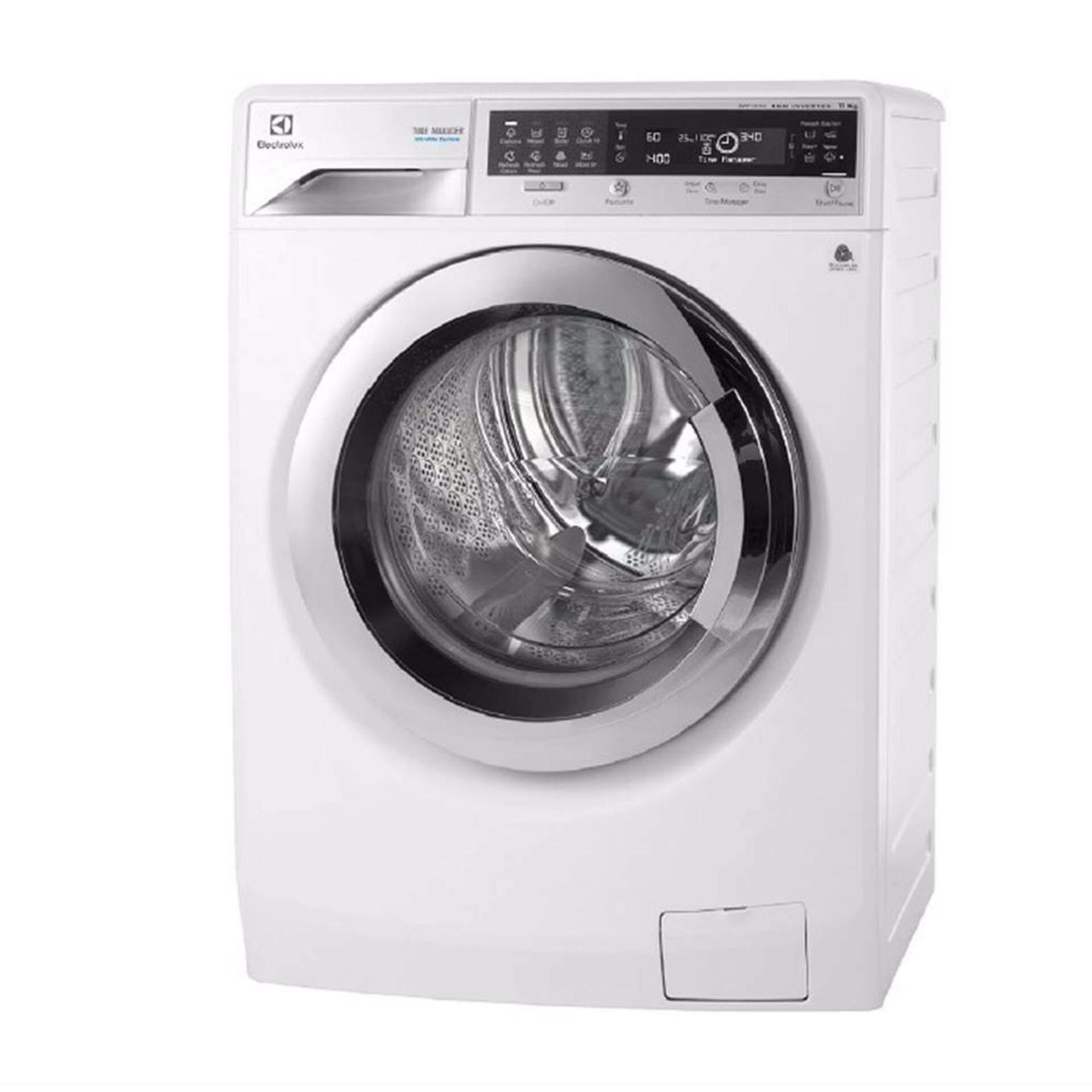ดีจริง ถูกจริง เครื่องซักผ้า Electrolux Sale -60% Electrolux เครื่องซักผ้าและเครื่องอบผ้าในตัว ความจุ 8 กก. รุ่น เคลมสินค้าได้