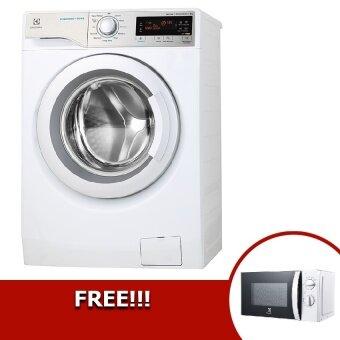 Electrolux เครื่องซักผ้าฝาหน้า ความจุ 9 กก. รุ่น EWF12933 ฟรี! ไมโครเวฟ EMM2023 (มูลค่า 1990 บาท)