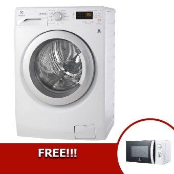 Electrolux เครื่องซักผ้าฝาหน้า ความจุ 9 กก. รุ่น EWF12942 ฟรี! ไมโครเวฟ EMM2023 (มูลค่า 1990 บาท)