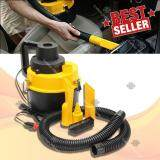 ขาย Elit เครื่องดูดฝุ่นรถยนต์ อเนกประสงค์ เครื่องดูดฝุ่นในบ้าน กระทัดรัด Car Vacuum Cleaner รุ่น Cvc802 Black Yellow