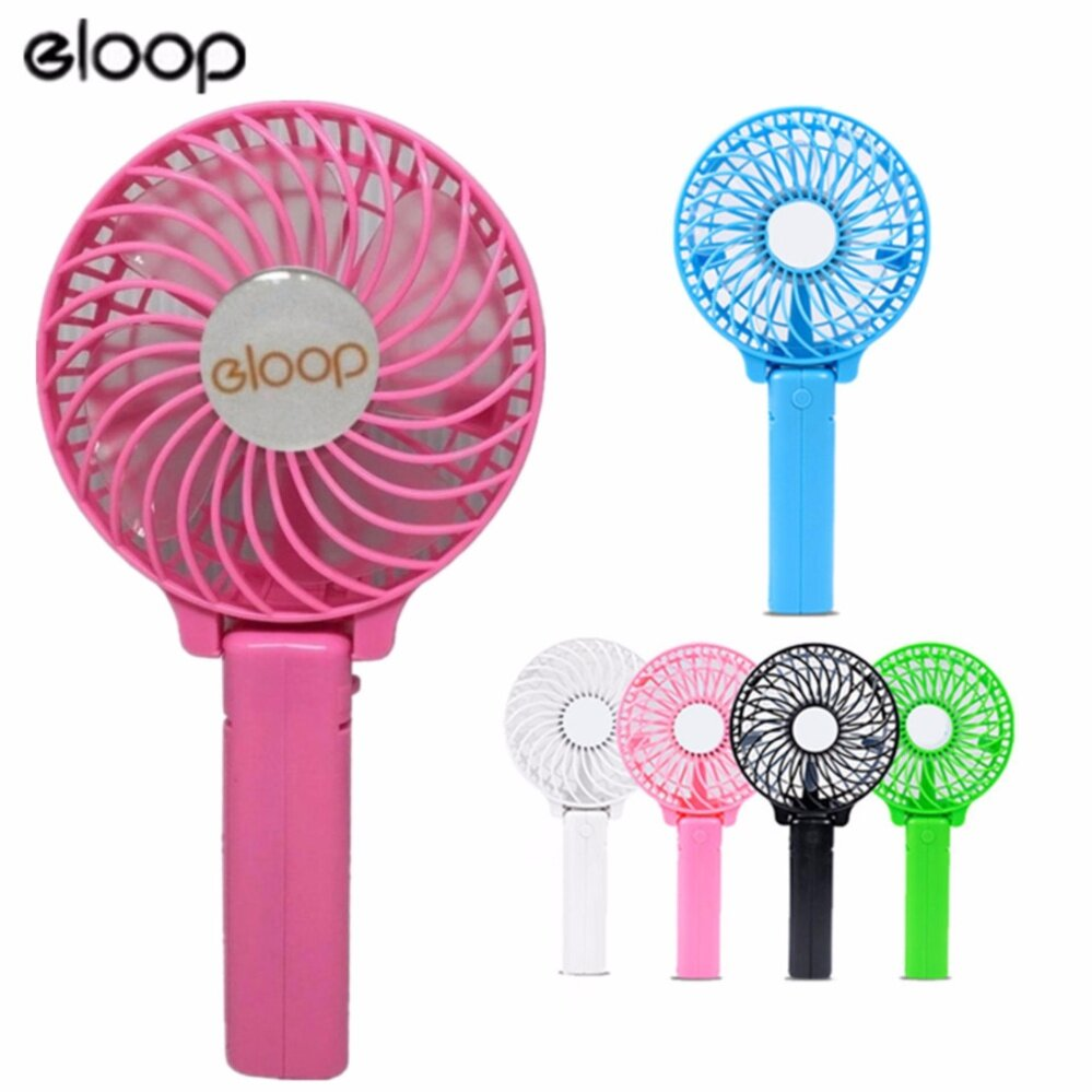 Eloop Handy พัดลมพกพา Handy Mini USB Fan V2  !