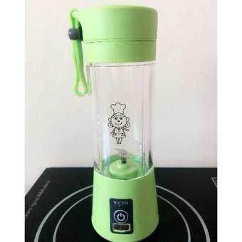 EZIHOME แก้วปั่นน้ำผลไม้ 380 ml