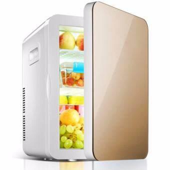 Fashion Refrigerator Dual-Use ตู้เย็นแฟชั่นขนาดเล็ก 20 ลิตร (Car/Home)-